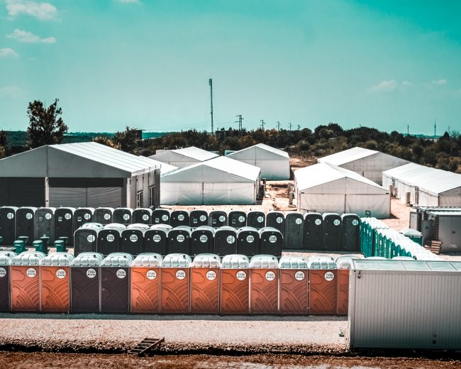 Portable Chemical Toilets & Hand Wash Stations