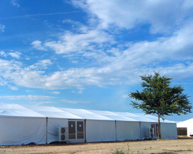 Turn-Key Tent Services
